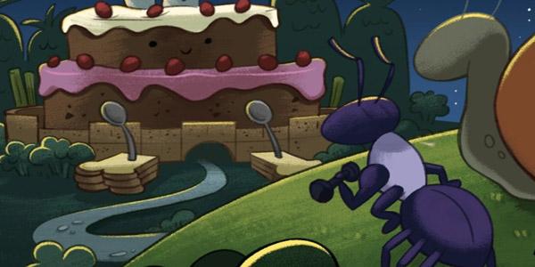 Defend the Cake - игра в стиле tower defense с настраиваемой сложностью