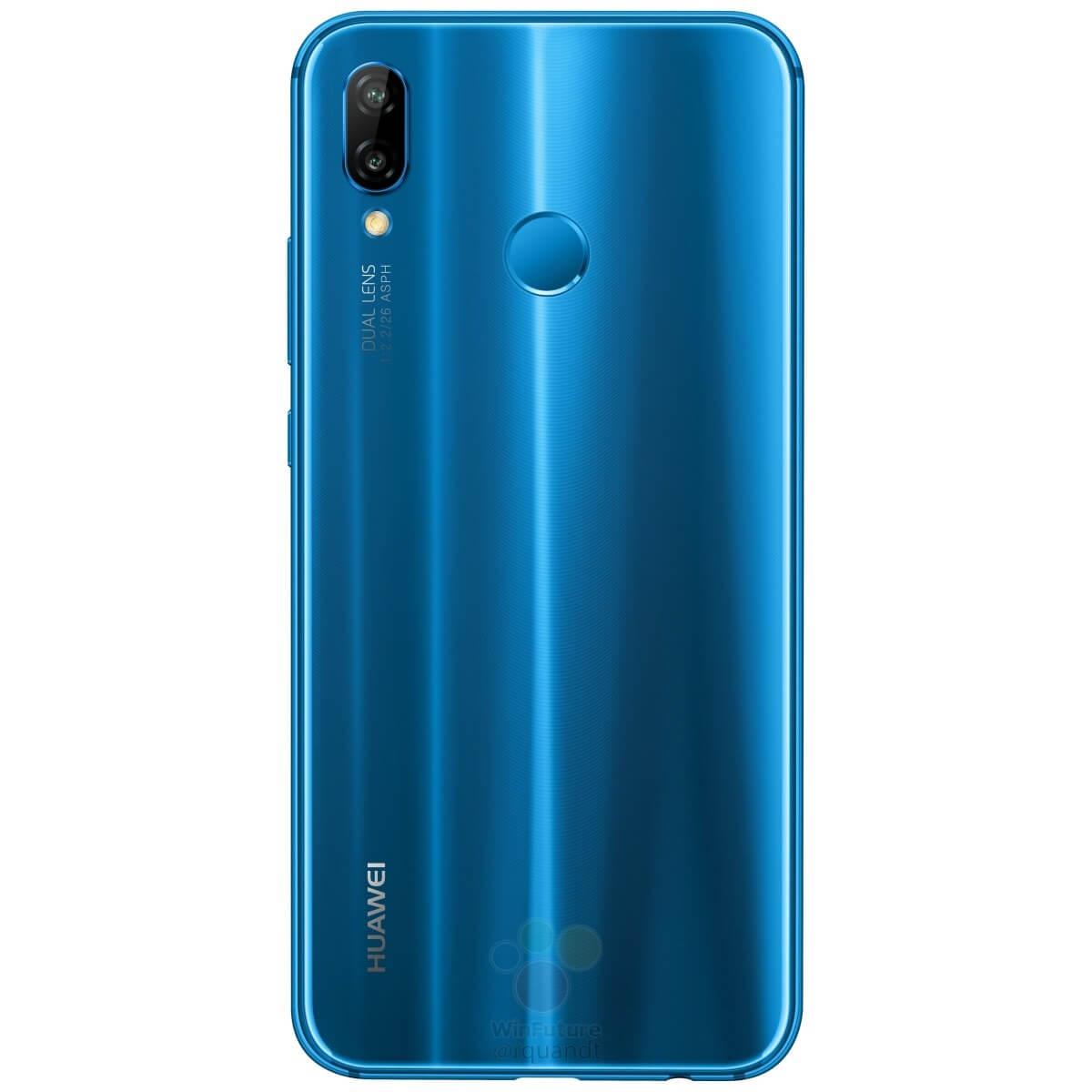 Huawei-P20-Lite-Blue-2