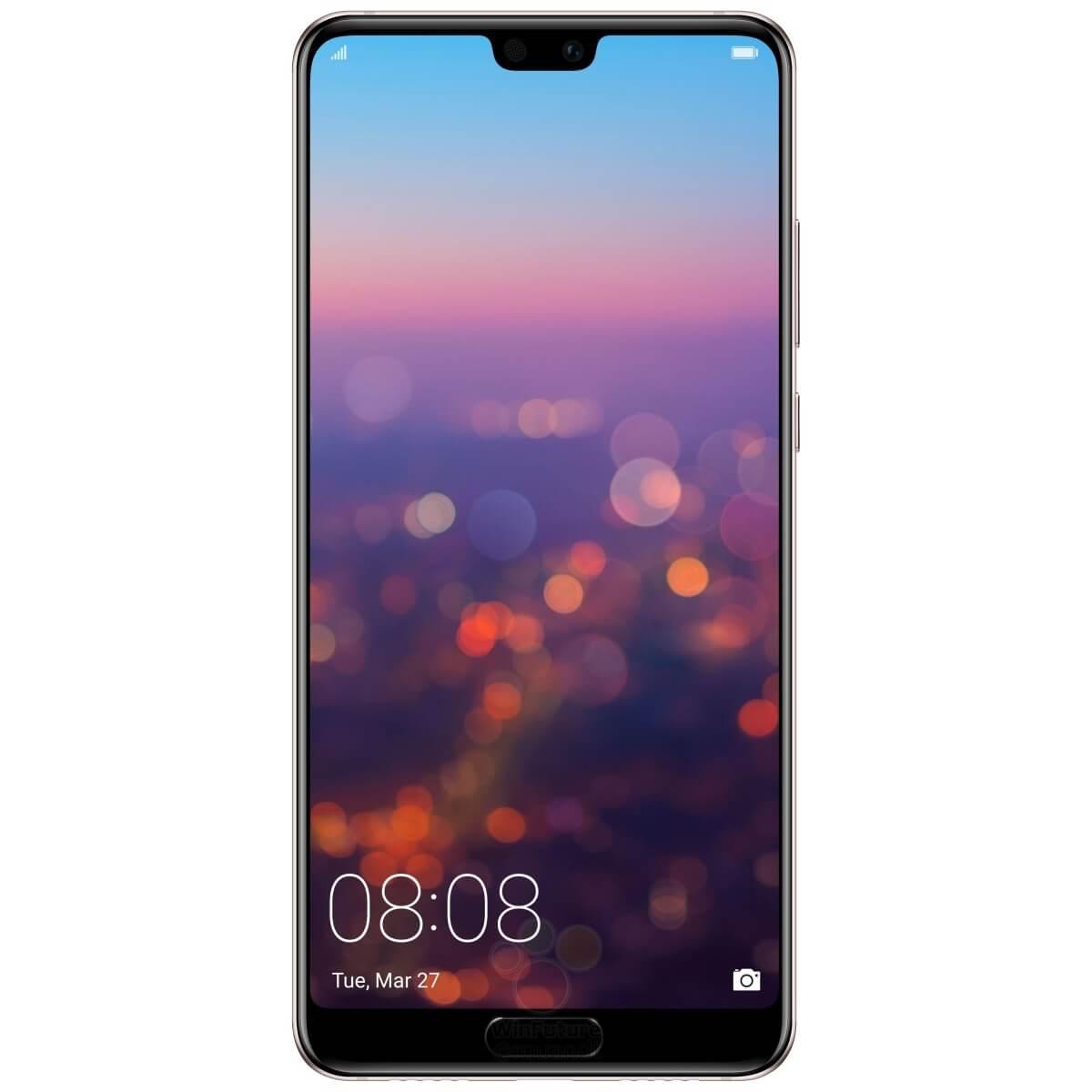 Huawei-P20-Pink-1