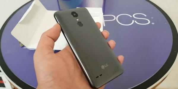 LG выпустила бюджетный LG Aristo 2 с функцией распознавания лица