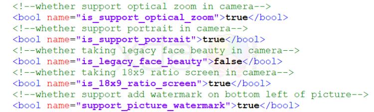 Появились подробности о камере в новом Xiaomi Mi Mix 2S