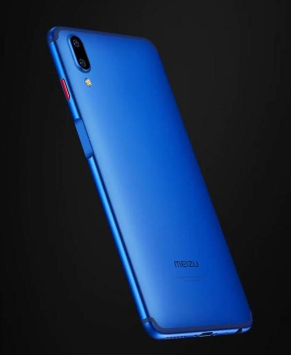 Meizu E3 Blue