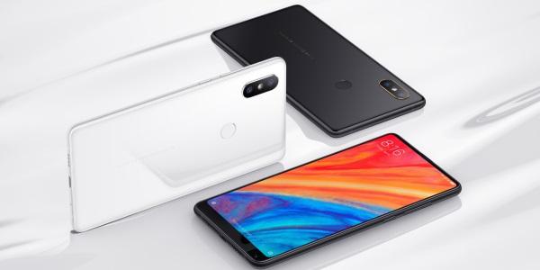 Xiaomi Mi MIX 2S официально представлен: Snapdragon 845 и двойная камера с ИИ