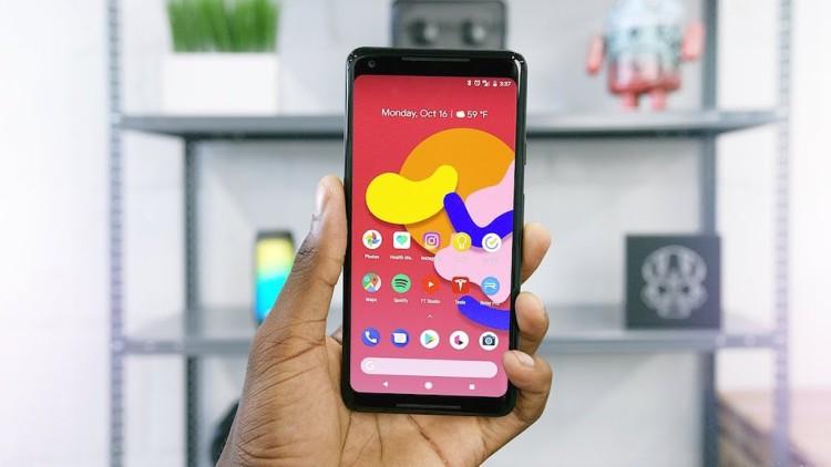 Обои из Google Pixel 2 стали доступны для пользователей других смартфонов