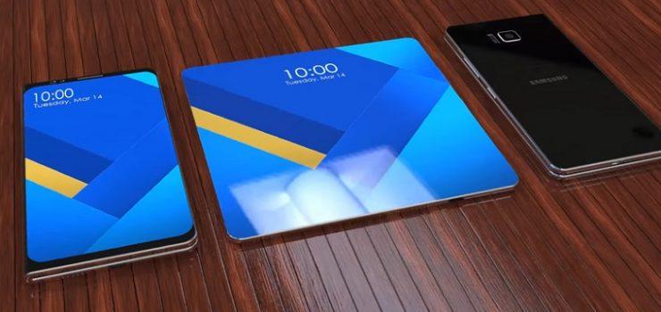Новые слухи о Samsung Galaxy X