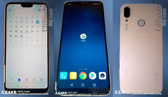 Флагманы 2018 Huawei P20