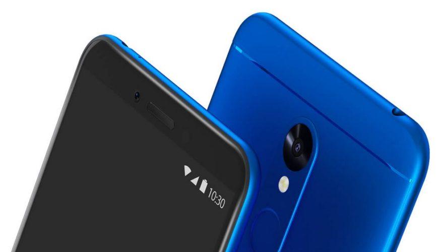 Новый Vernee M6 - стильный и доступный смартфон в тонком корпусе