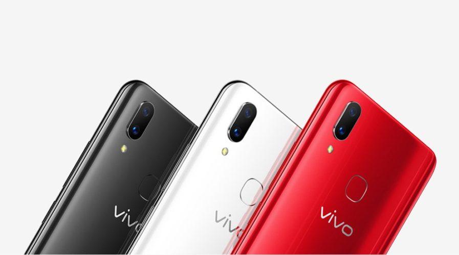 Представлен смартфон Vivo X21 со встроенным в экран датчиком отпечатков