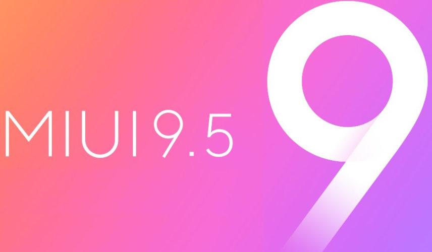 Список смартфонов Xiaomi готовых к обновлению до MIUI 9.5