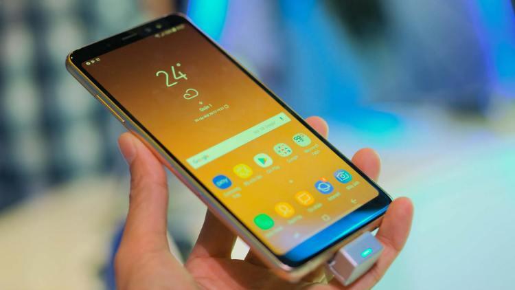 Samsung готовит к выходу смартфоны Galaxy A6 и A6+ в России