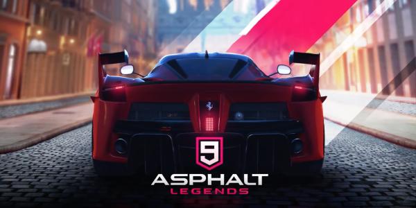 Asphalt 9: Legends уже доступна на iOS