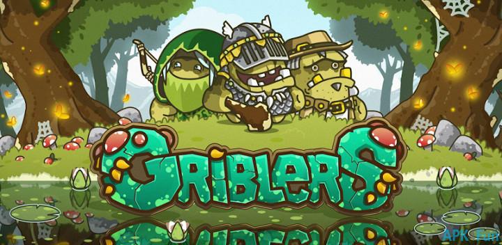 Griblers – хорошее сочетание RPG и настольных игр