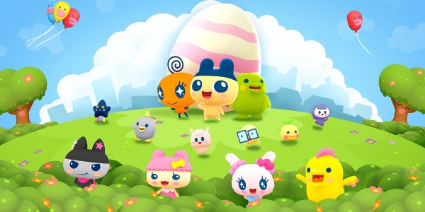 My Tamagotchi Forever выходит в середине марта на Android и iOS