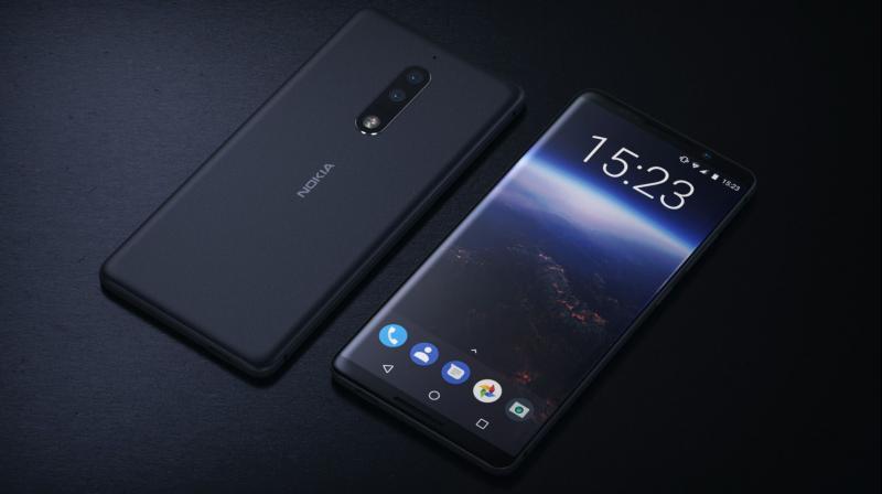 Nokia 9 выйдет с экраном Notch и встроенным в дисплей сканером отпечатков