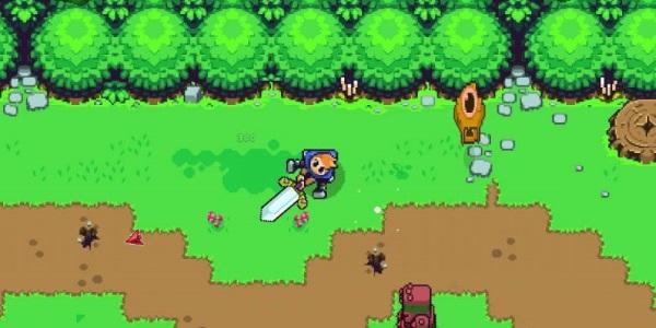 Dizzy Knight — пиксельная аркада для поклонников The Legend of Zelda