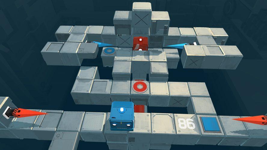Головоломку Death Squared перенесли с консолей на Android