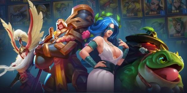 Gameloft начала предварительную регистрацию игроков Dungeon Hunter Champions