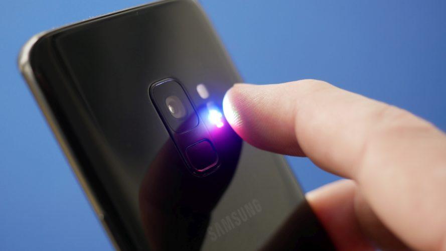 С помощью Samsung Galaxy S9 можно измерить артериальной давление