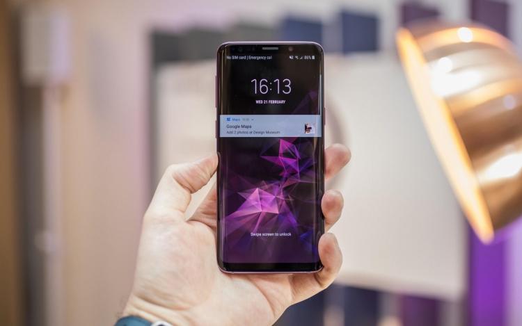 Как повысить производительность приложений в Samsung Galaxy S9