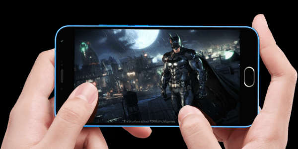 Meizu ищет желающих для теста геймерского смартфона