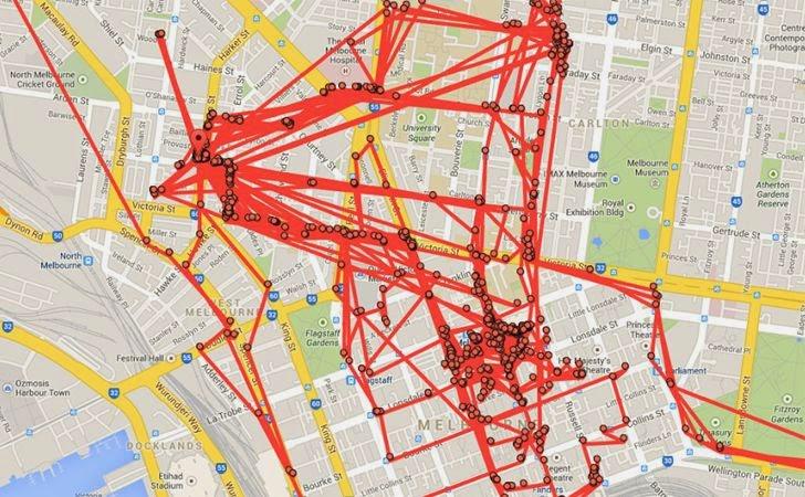 Google будет делиться геолокацией пользователей с полицией