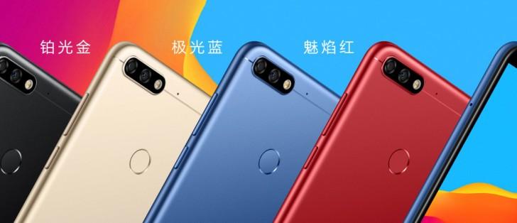 Huawei Enjoy 8E фото и характеристики новинки