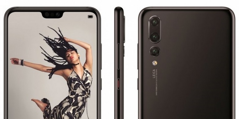 Huawei официально представила смартфоны P20 и P20 Pro
