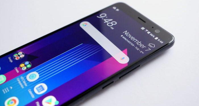 В сети появились характеристики HTC U12 Plus