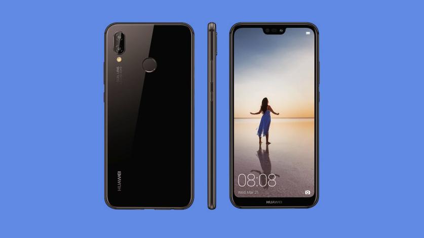 Начался прием предзаказов на смартфон Huawei P20 Lite