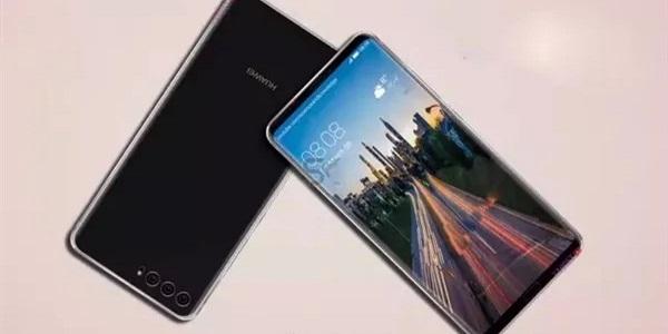 В сети появились промо-изображения Huawei P20 Pro с тройной камерой