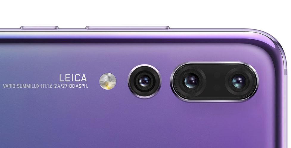 Сравнение камер Huawei P20 Pro, iPhone X и Google Pixel 2