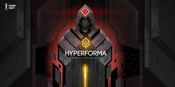 Хардкорная киберпанк аркада Hyperforma стала доступна в App Store