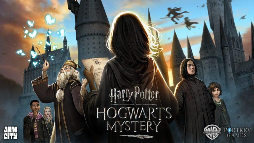 Новый трейлер Harry Potter: Hogwarts Mystery в честь запуска предзаказов