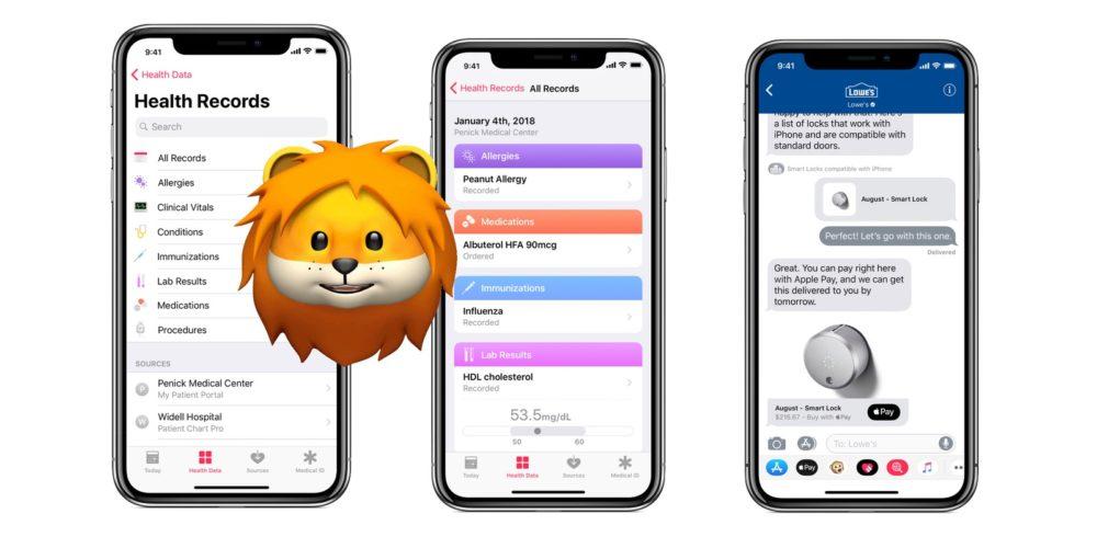 Apple выпустила обновления iOS 11.3, WatchOS 4.3 и tvOS 11.3. Что нового?