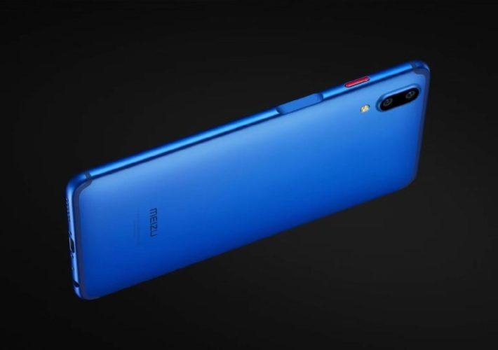 Смартфон Meizu E3 показали на видео и сравнили с Samsung Galaxy S9 Plus