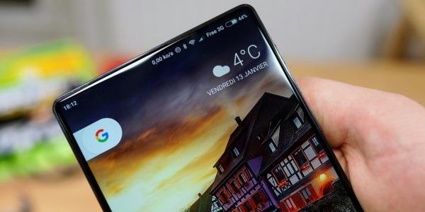В сети появились новые утечки про Xiaomi Mi Mix 2S