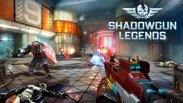Мобильный блокбастер Shadowgun Legends обзавёлся датой релиза