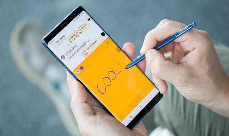Характеристики Samsung Galaxy Note 9 появились в базе Geekbench