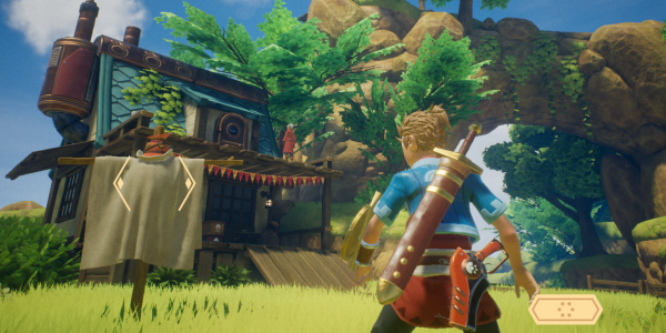 Анонс и трейлер Oceanhorn 2: Knights of the Lost Realm