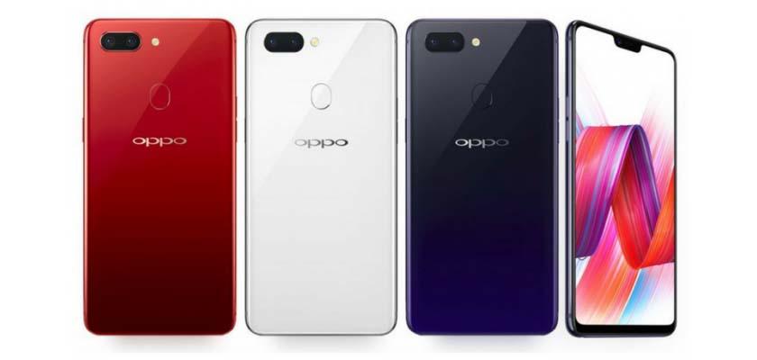 В сети появились характеристики OPPO F7 с продвинутыми камерами