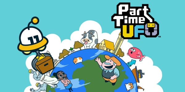 Затягивающая аркада Part Time UFO от создателей Kirby вышла на iOS и Android