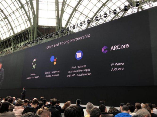 Что показали на презентации Huawei