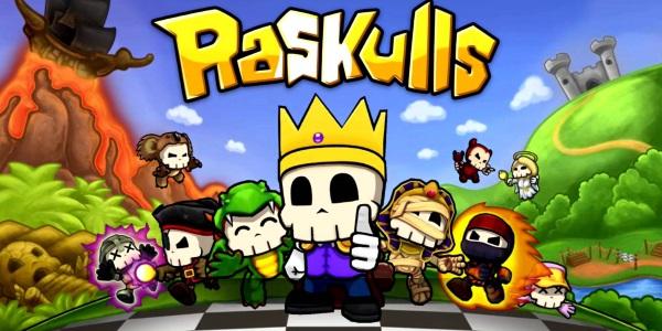 Онлайн-пазл Raskulls Online в стиле Clash Royale от создателей Fruit Ninja ищет бета-тестеров