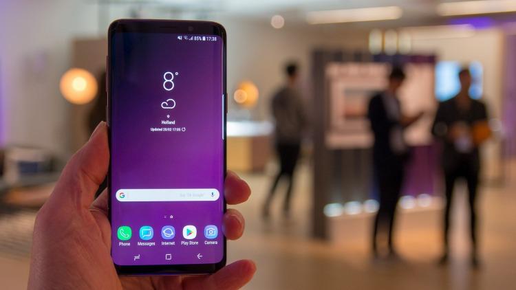 Samsung Galaxy S9 может качать со скоростью 1 Гбит/с в сетях 4G
