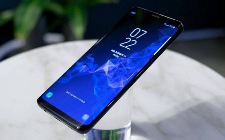 Дисплеи некоторых Samsung Galaxy S9 страдают от мертвых зон