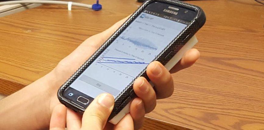 Смартфоны смогут отслеживать давление человека