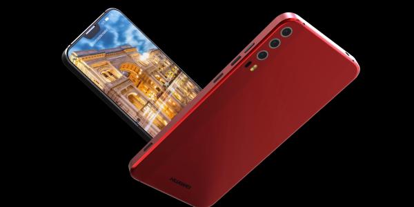 Huawei покажет 27 марта новый флагманский смартфон