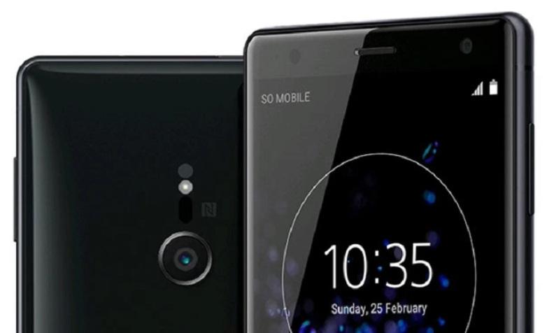 Старт продаж Sony Xperia XZ2 Compact намечен на начало апреля