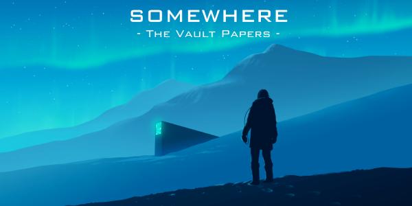Текстовый детектив Somewhere: The Vault Papers вышел на Android и iOS