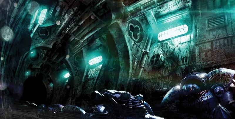 The Horus Heresy: Legions - карточная игры по мотивам Warhammer 40K